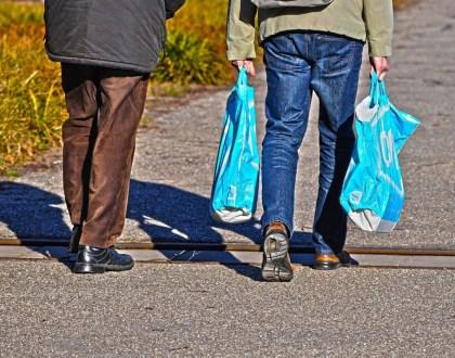 2021년부터 덴마크서 공짜 비닐봉투 사라진다