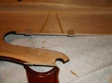 framus cello 10 studs affixed