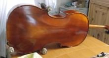 framus cello 14 clamping back separation