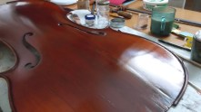 framus cello 20 nearly done
