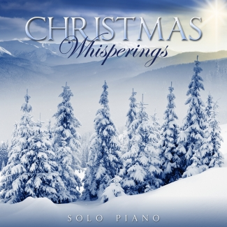Christmas Whisperings Solo Piano (Physical CD)