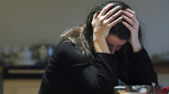 Death risk of stress and depression