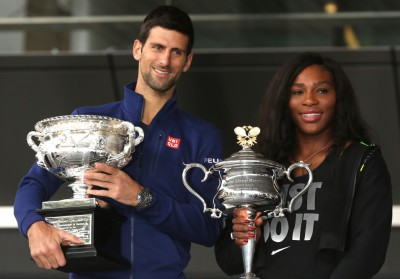 Even Serena Williams Can't Smash the Glass Ceiling