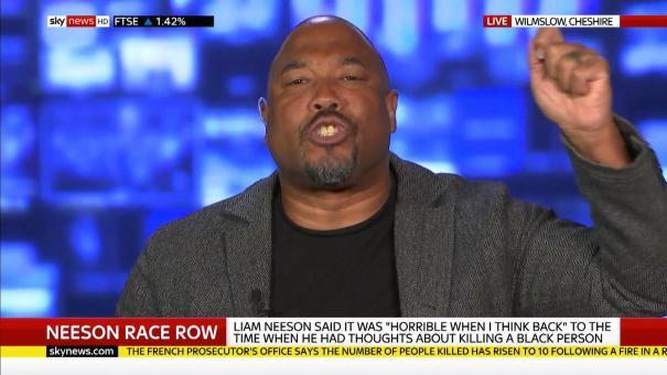 John Barnes racism row