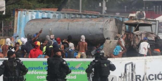 Aid-convoy-Venezeula