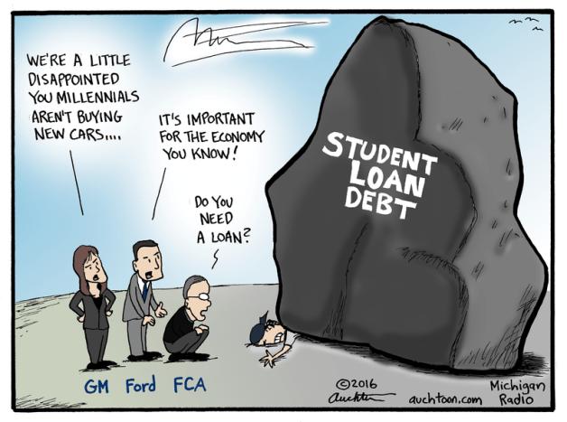 Crushing Student Debt