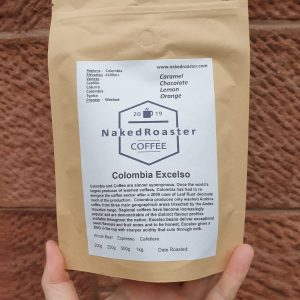 colombia excelso coffee naked roaster coffee