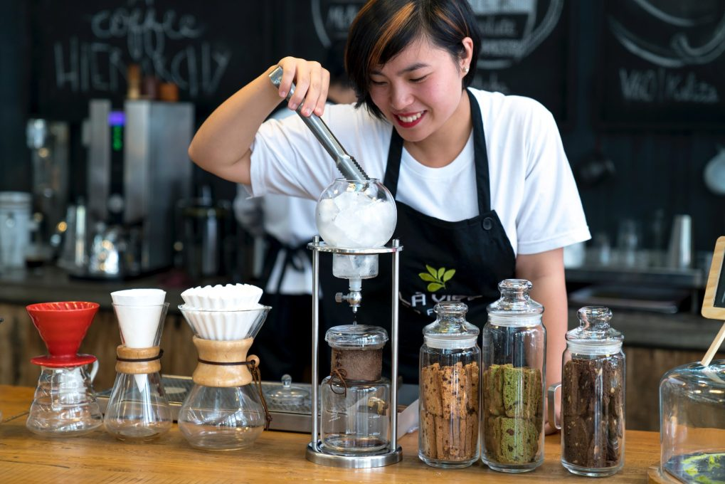 Become a barista in your own home