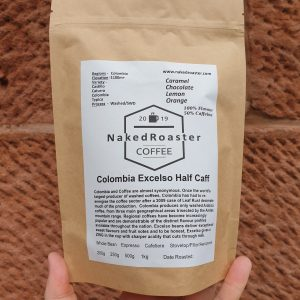 Colombia Excelso Half Caff