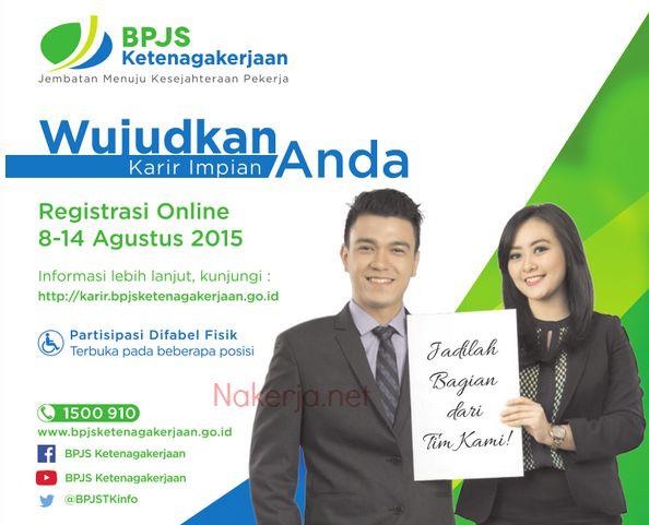 Lowongan kerja BPJS Terbaru 2015