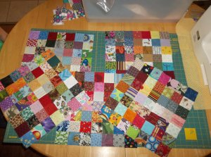 Scrap Vomit Blocks