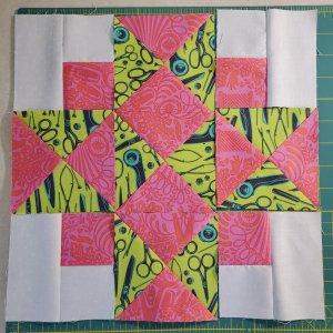 Four Corner Quilt Block
