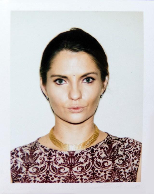 Liz Polaroid