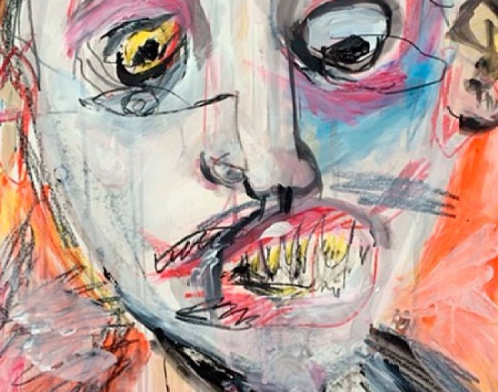 alison-mosshart-art-now-new-york-pintura-the-kills