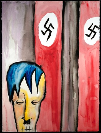 Hitler Takes a Nap