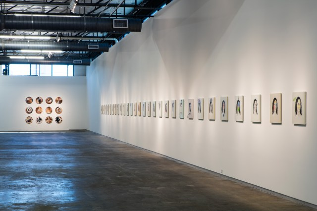 7. Adriana Varejao_Installation at Dallas Contemporary 2015