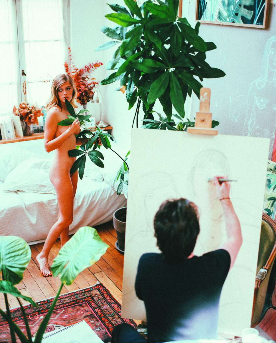 'LOVE OF WOMEN' BY MAUD CHALARD {NSFW/EXCLUSIVE EDITORIAL}