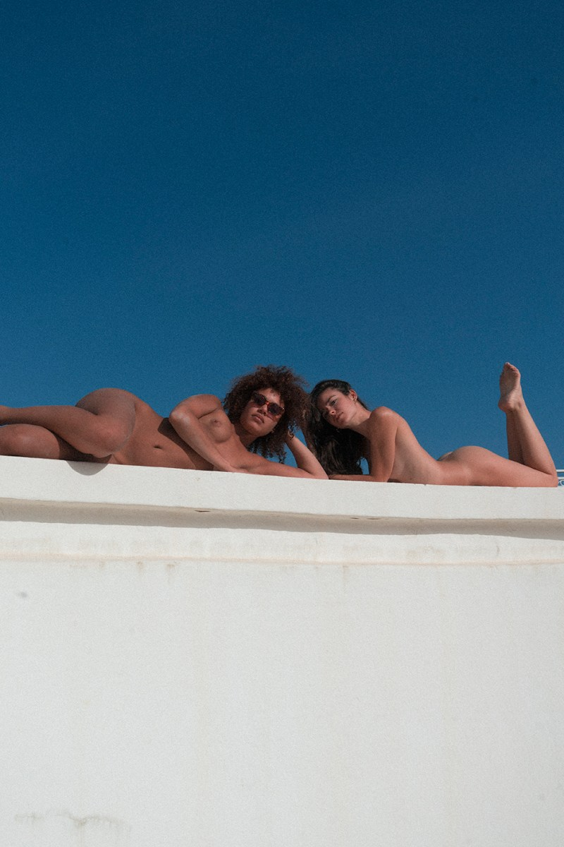 SOUTH OF CANARY ISLAND BY MATY CHEVRIERE {EXCLUSIVE EDITORIAL/NSFW}