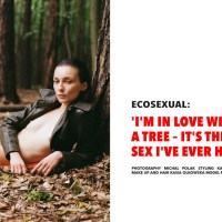 ECOSEXUAL BY MICHAL POLAK {EXCLUSIVE EDITORIAL/NSFW}