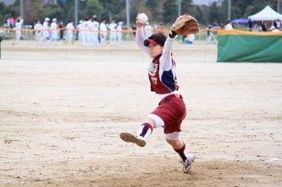 那珂川北中学校・ソフトボール部、卒業生、松尾由布香さん