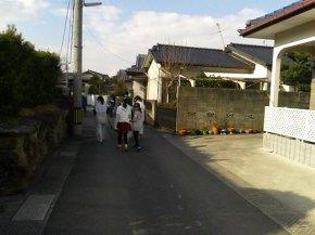 那珂川北中・クリーン作戦