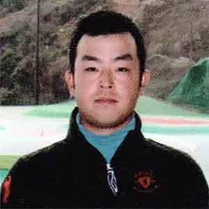 那珂川北中学校卒業生、プロゴルファー、時松さん