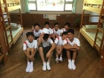 那珂川北中学校 平成29年度 自然教室