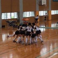 那珂川北中学校 新人バレーボール大会