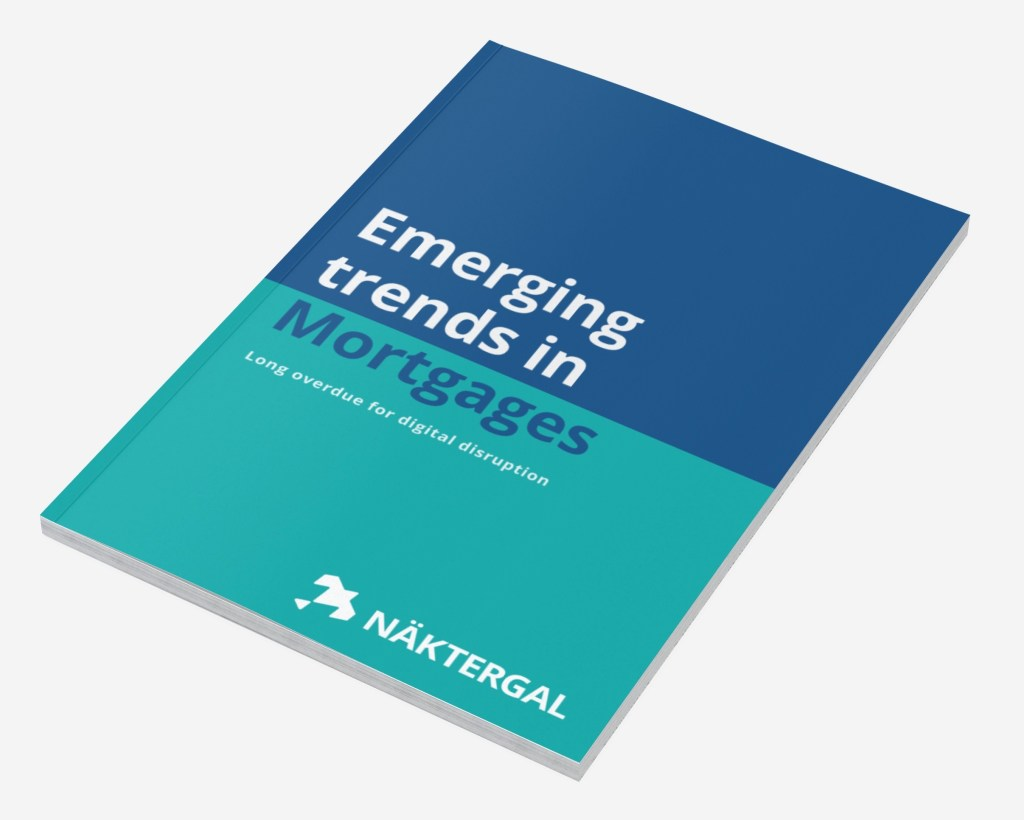 Emerging trends in mortgages cover page