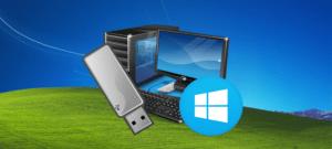 Como instalar o Windows em um computador a partir de uma unidade flash