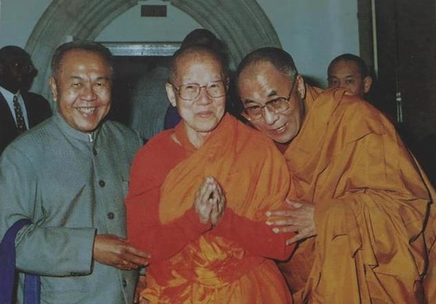 sulak, ghosananda, dalai lama