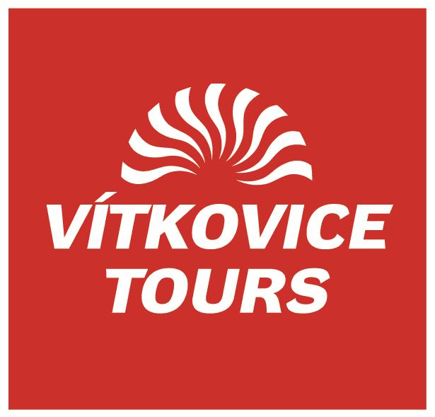 cestovní kancelář Vítkovice Tours logo