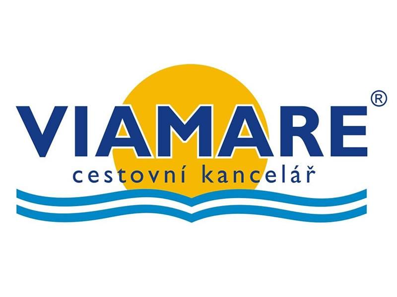 cestovní kancelář Viamare logo