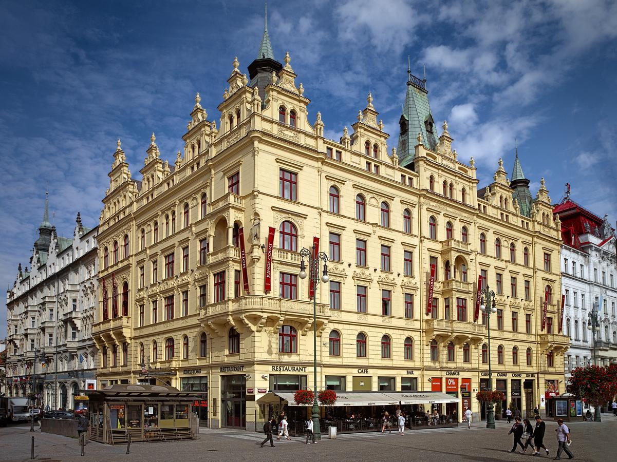 Budova hotelu Kings Court