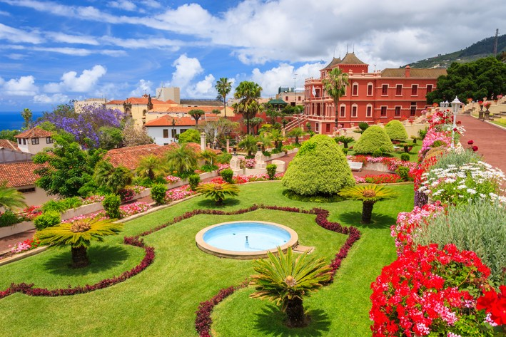 Botanická zahrada Tenerife