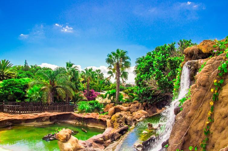 Zoologická zahrada Rancho Texas Lanzarote Park, Lanzarote