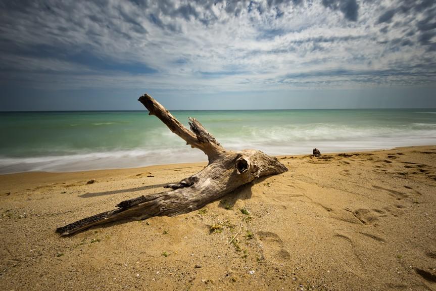 pláž Karadere, Bulharsko