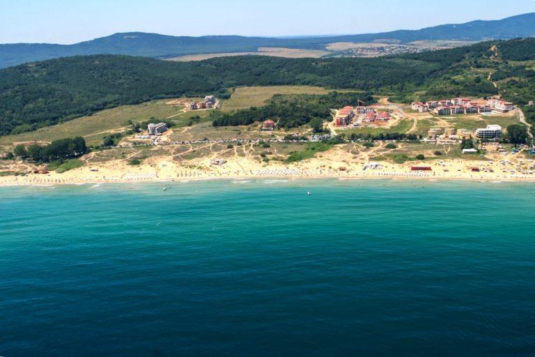 pláž Kavatsite, Bulharsko