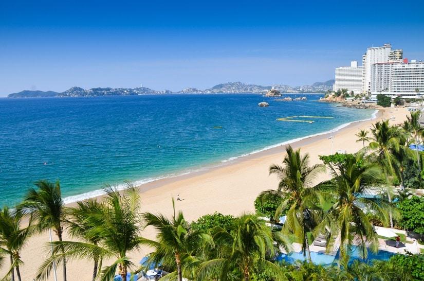 Acapulco, Kypr