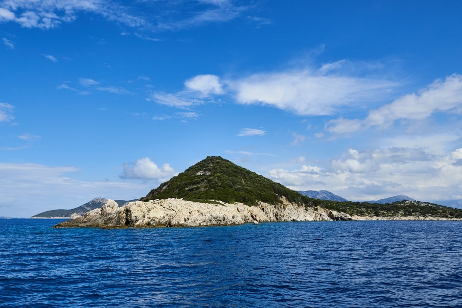 Ostrov Kalamos, Lefkada