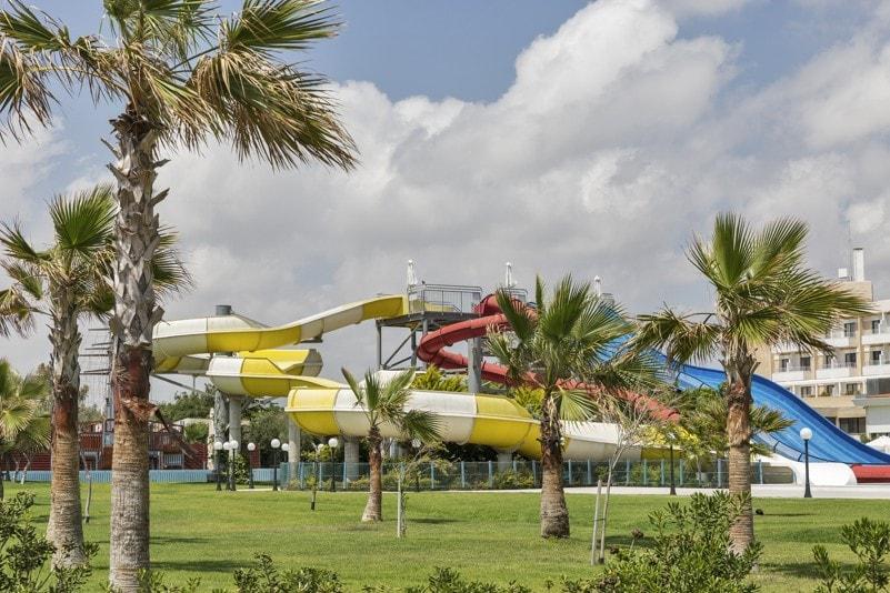 Paphos Waterpark, Kypr