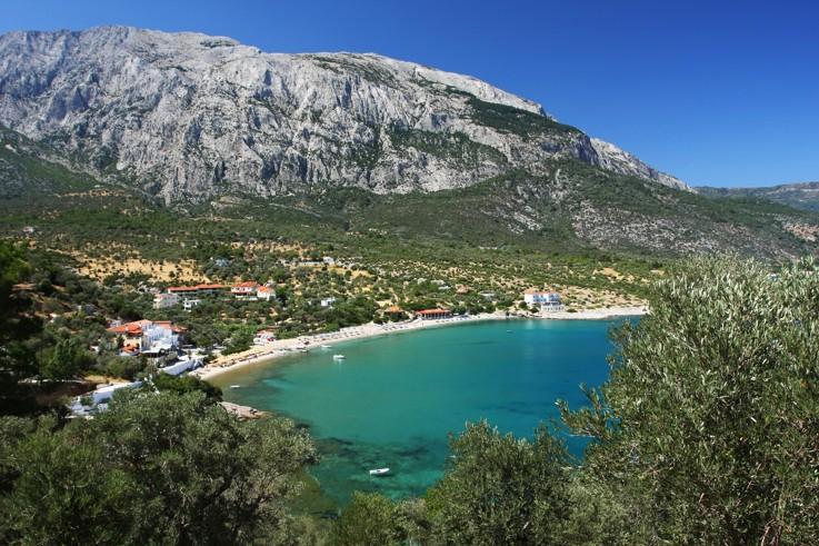 Limnionas bay, Samos