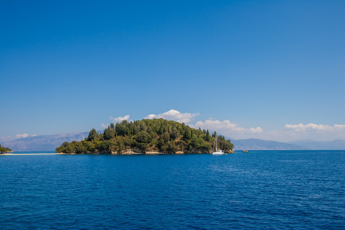 ostrov Skorpios, Lefkada