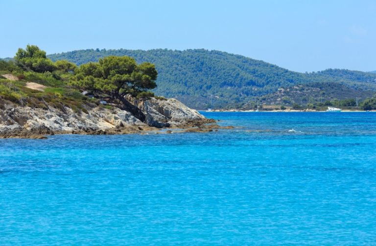 Karidi, Chalkidiki, Řecko