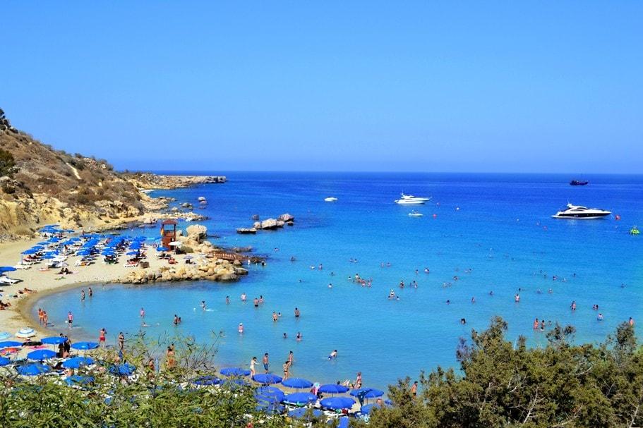 protaras, Kypr