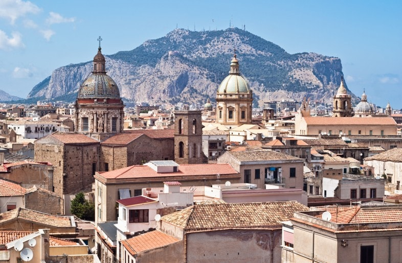 Palermo 2, Sicílie
