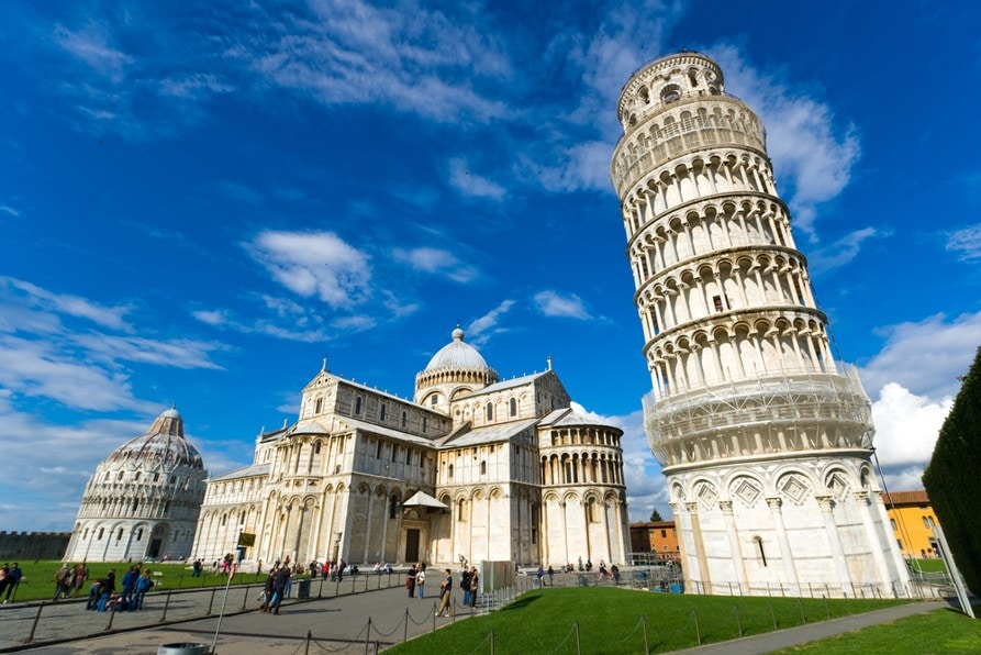 Pisa, Itálie