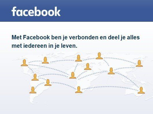 Facebook account, een baanbrekend vonnis