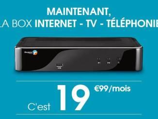 bouygues telecom lance une offre a 19 euro 99 par mois