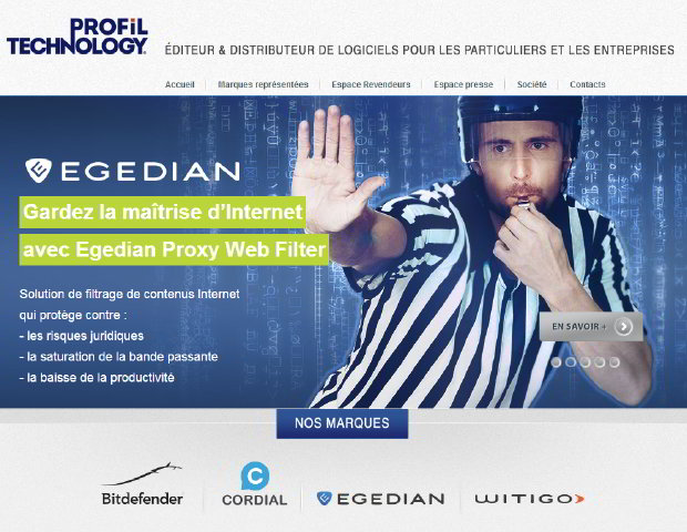profil technology